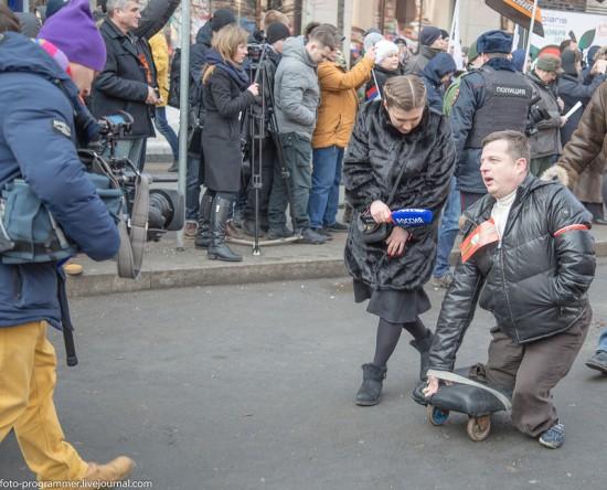 Ветерану Новороссии поменяли местами член и ноги
