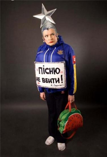 Певицу Верку Сердючку депортируют из России