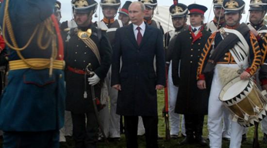 Владимир Путин постил Владимир