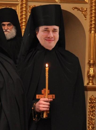 Линус Торвальдс подстригся в монахи