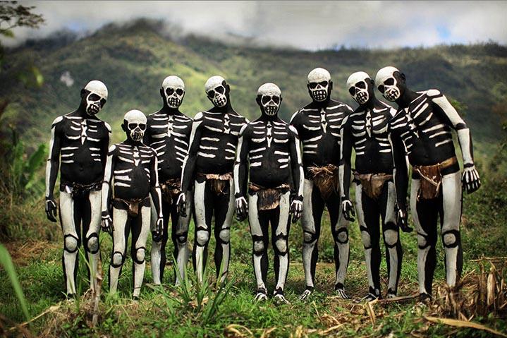 Ветераны Буркина-Фасо
