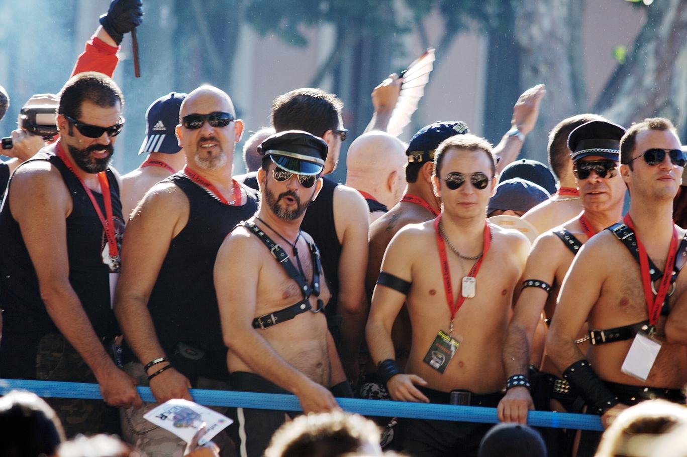 Гей парад в киеве нет даже